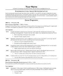 Sales Representative Resume Examples Senior Sales Representative Resume Resume For Pharmaceutical Sales 98