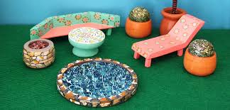 dollhouse outdoor furniture. Gift Ideas, Dollhouse, Gifts, Children, Girls, Doll House, Patio Furniture Dollhouse Outdoor