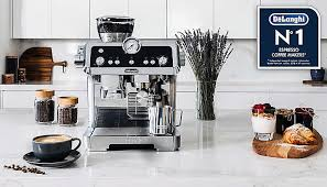 Let the barista brewing inside you flow. De Rsquo Longhi La Specialista Dual Heating System Espresso Machine In Stainless Steel Bed Bath Beyond