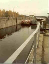 quot Судоходные каналы великой русской реки Волги quot  Б hello html m6b6568c7 jpg