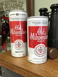 Old Milwaukee Light Pin Up Series Vintage Old Milwaukee Beer Cans Beer Old Beer Cans