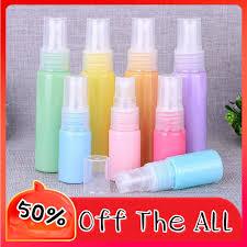 <b>20pcs 10ml Travel</b> Reusable Clear Plastic Empty Perfume Atomizer ...
