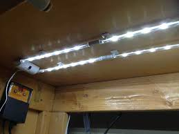 Image Of: Led Strip Lights Under Cabinet