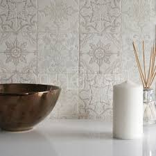 Details zu 'Marokkanische Kachel' Geometrisch Fliesen-effekt ...