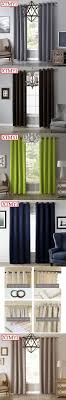 an blackout curtains for living room blue bedroom curtains solid window curtains fabric custom made