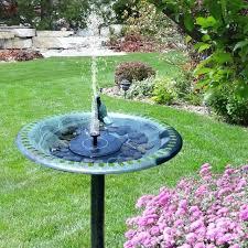 outdoor fountain pump hot outdoor solar powered bird bath water fountain pump for pool garden aquarium outdoor fountain pump