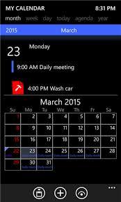 Customizable Calendar 2015 5 Best Calendar App For 2015