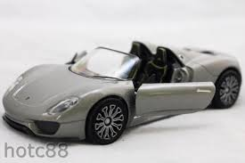 2018 porsche spyder 918. simple porsche welly diecast car porsche 918 spyder 134139 silver color collection to 2018 porsche spyder