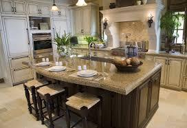 Granite Kitchen Design Unique Ideas