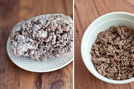 fully cooked ground beef. Simple Cooked How To Freeze Cooked Ground Beef On Fully Beef R