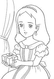 Small Picture Princess Coloring Pages For Kids Coloring Home