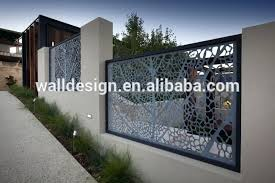 modern metal fences. Perfect Fences Modern Metal Fence Panels  Suppliers And Manufacturers At   And Modern Metal Fences G