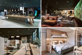 modern house inside. Fyra, A Finnish Interior Design Company, Has Recently Redesigned The Interiors Of Cumulus Modern House Inside