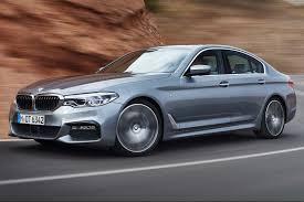 2017 BMW 5 Series Sedan First Look Review - Motor Trend