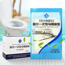 Disposable Toilet Jual Travel Disposable Toilet Seat Cover Alas Toilet Jakmallcom