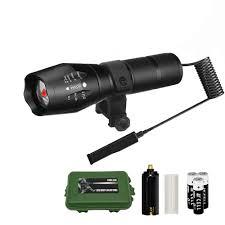 Ir Lights For Night Vision Scopes Souyos Infrared Flashlight Led 850nm Illuminator Flashlight Adjustable Focus Infrared Illuminator Night Vision Ir Light Torch Kit With Scope