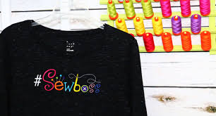 Applique Work Designs On Shirts 2015 Embroider Along Part 9 How To Embroider A T Shirt Weallsew
