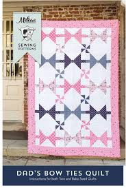 Dad's Bow Ties Quilt Pattern PDF – Polka Dot Chair & Dad's Bow Ties Quilt Pattern ... Adamdwight.com