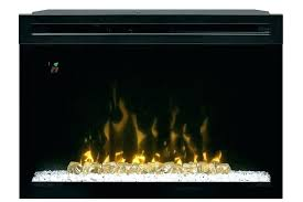 electric fireplace log inserts with heaters electric fireplace insert birch electric log insert heater fireplace w