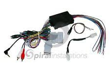 gmc envoy radio radio wire harness interface aftermarket stereo installation axxess ax gmcl2 swc fits