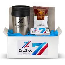corporate gift giveaway custom logo coffee lover set