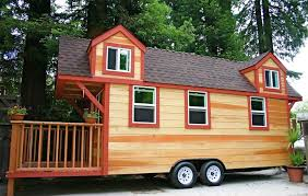Small Picture Largest Tiny House On Wheels Houses Floor Plans Bedroom Home