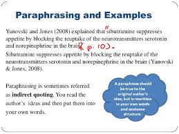 Apa Quote Citation Cool Apa Citation How To Paraphrase A Quote Examples Friendsforphelps