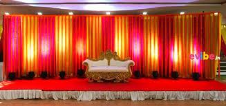 marigold flower wedding decorations