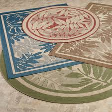 tempting round indoor outdoor rugs with rugs perfect 7 foot to inspire your home decoration idea