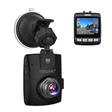 amazon com toguard car dash cam 2 lcd on dash video recorder