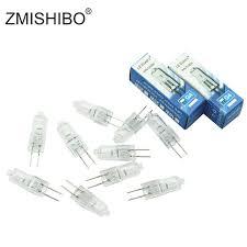 <b>ZMISHIBO</b> 10PCS/Lot 24V <b>Halogen G4 Bulb</b> Dimmable ...