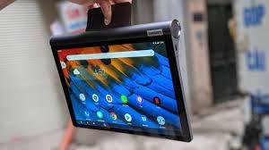 Chỉ 4,450,000đ - Tablet - Máy Tính Bảng Lenovo Yoga Smart Tab 10.1inch -  Likenew 99% zin - Cấu hình mạnh mẽ - Thiết kế đa năng độc đáo - chất -