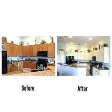 kitchen cabinet refinishing cost calculator painting estimator