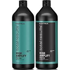 <b>Matrix</b> Total Results <b>High Amplify</b> Volume Shampoo and Conditioner ...