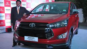 2018 toyota innova touring sport. modren 2018 2017 toyota innova crysta touring sport launched in india at rs 1779 lakh inside 2018 toyota innova touring sport s
