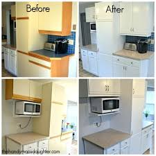 painting laminate kitchen cabinets before and after.  Cabinets Painting Laminate Kitchen Cabinets Before And After Uk Tips Updating  Daughter Update Old And Painting Laminate Kitchen Cabinets Before After E