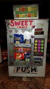 Vending Machine Valentine Box Gorgeous 48cfff Valentines Boxvending Machine Valentine Boxes Vending