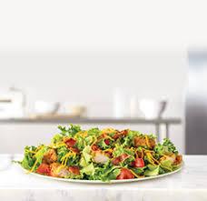 crispy en farmhouse salad