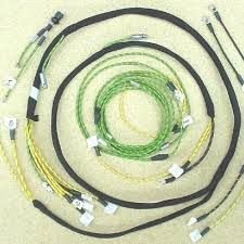 wire harnesses the brillman company 3036 005 minnaepolis moline rt cutout wire harness