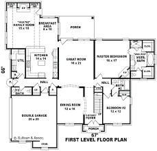 luxury modern mansion floor plans 2 story house