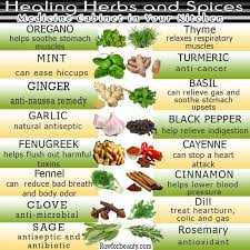 How To Use Herbs And Spices Chart Quotes About Herbs And Spices 24 Quotes