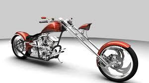 orange county choppers occ custom chopper hot rod rods bike