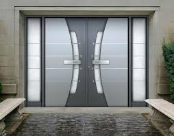 modern front double doors. Furniture: 7 Amazing Black Front Door Ideas Doors And Modern Intended For Double R