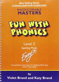 Our free phonics worksheets are colors, simple, and let kids understand phonics in a natural way through fun bingobonic phonics has the best free phonics worksheets for esl/efl kids! Fun With Phonics Worksheets Level 2 Spelling Made Easy Amazon Co Uk Brand Violet Brand Katy 9781904421160 Books