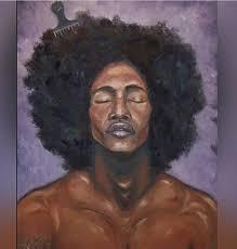 brotha amethyst paintings oil and african american art
