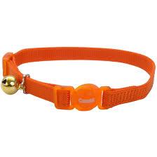 safe cat adjustable snag proof breakaway collar