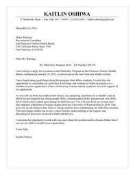 Sample Healthcare Cover Letter Healthcare Cover Letter Samples