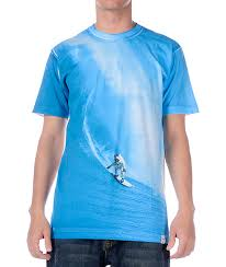 Imaginary Foundation Astrosurf White T Shirt Zumiez