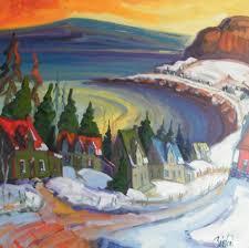 norman boisvert fin novembre au saguenay lac saint jean