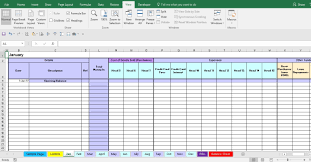 Expenses Form Template Expense Form Template 1